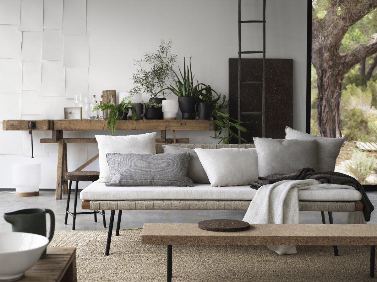 Ikea Sinnerlig Collection – Tagesbett und Couchtisch