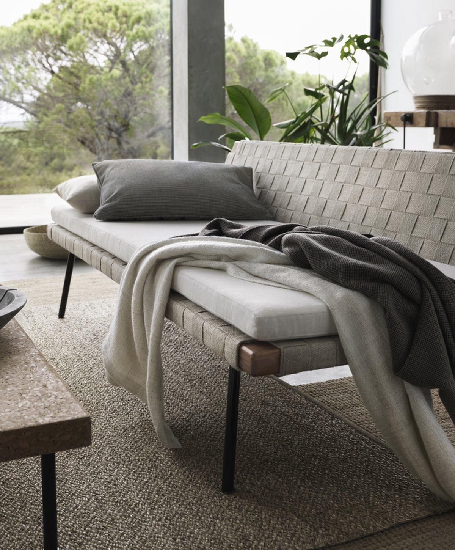 Ikea Sinnerlig Collection – Tagesbett, Kissenbezüge und Teppich